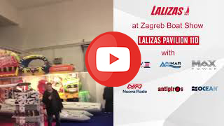 Have you met LALIZAS experts at Zagreb Boat Show?